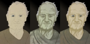 Transition for Master Pietro - Colour, Shading, Blend